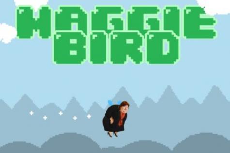 « Maggie Bird » prend la place du jeu Flappy Bird