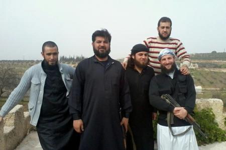 Bruxelles - Jeunes Belges en Syrie