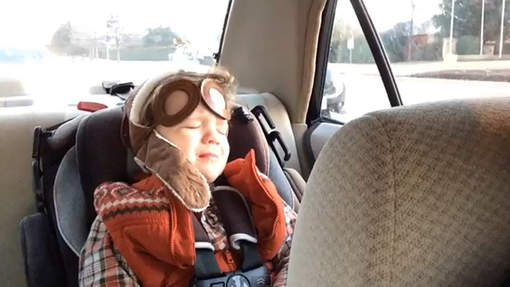 Christina Aguilera fait pleurer un petit garçon de 4 ans