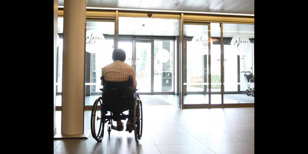 Le nombre de personnes handicapées reconnues en Wallonie s'élève à 234 040