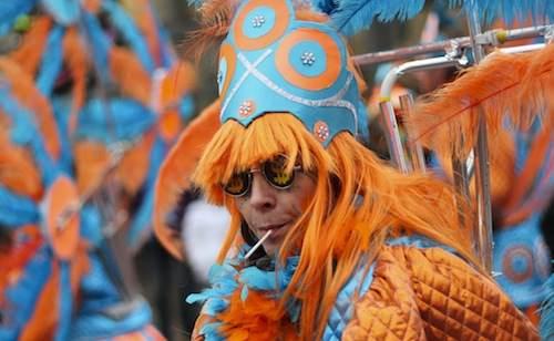 Carnaval de Genk et sucettes au cannabis