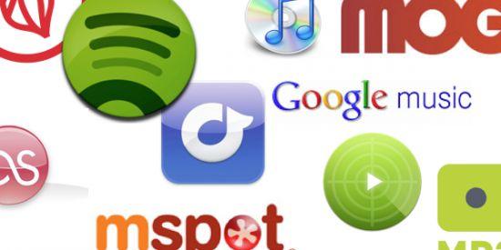En Belgique, le streaming musical est en plein essor