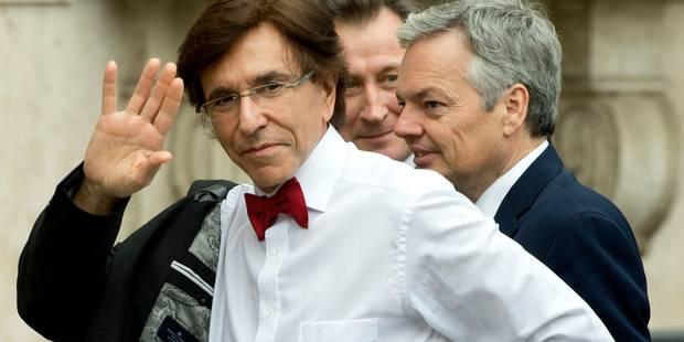 Le premier ministre DI RUPO veut débattre avec Reynders et pas avec Michel