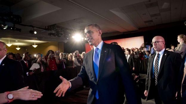 Le programme du président Obama à Bruxelles