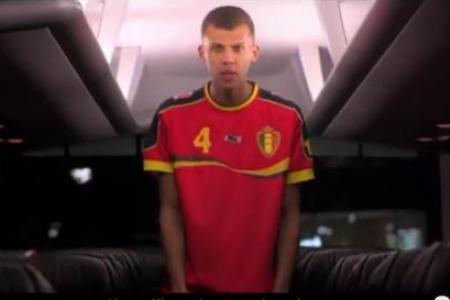 "Mondial 2014 : Stromae ""Ta fête"" hymne national Belge"