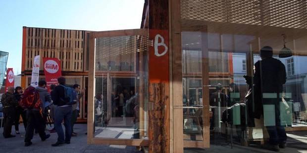 Mons 2015 : Café Europa - Bistrot numérique de demain !
