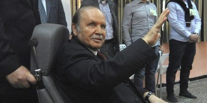 Algérie : C'est très affaibli que Bouteflika a prêté serment pour un 4e mandat