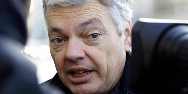 Au Fédéral comme à Bruxelles, Didier Reynders ne veut pas d'une alliance avec la N-VA