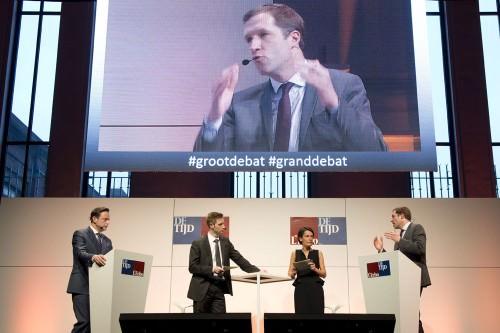 De Wever et Magnette premier débat houleux
