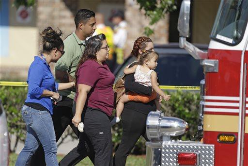 Etats-Unis : Terrible accident, une garderie percutée par une voiture, une fillette tuée