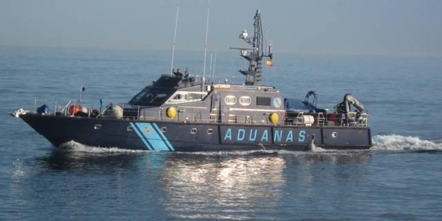Haschich, 18 tonnes interceptées dans un bateau entre Maroc et Espagne
