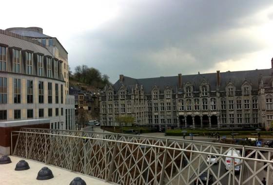 Liège: Déménagement complet du tribunal correctionnel à la fin du mois