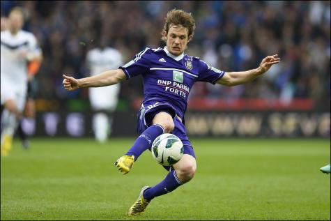 Match nul entre Zulte-Waregem et Anderlecht