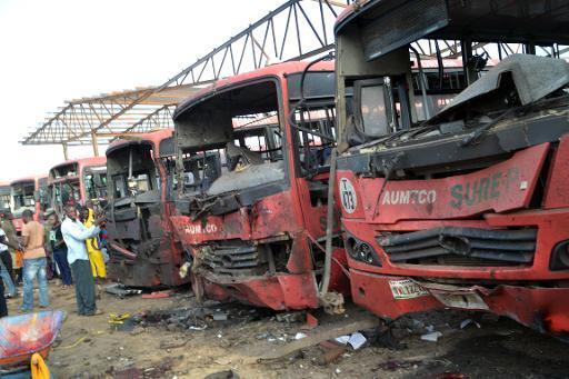 Nigeria : attentat dans une gare routière 71 morts et 124 blessés