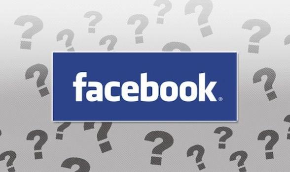 """""""Ask"""" nouvelle fonctionnalité de Facebook"""