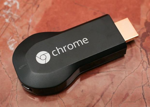 """""""Chromecast"""" arrive en Belgique"""