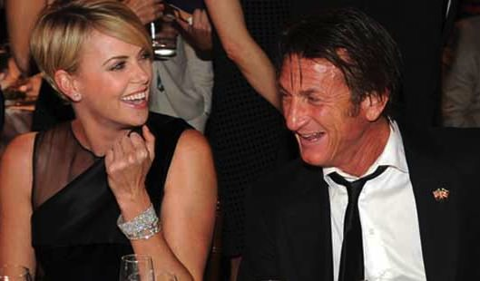 Confidences de Charlize Theron à propos de sa relation avec Sean Penn
