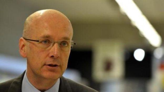 Dirk Van den Berghe le CEO de Delhaize Belgique et Luxembourg démissionne