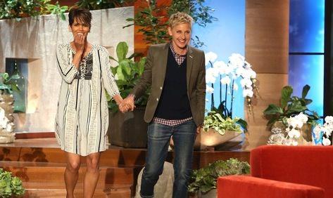 Halle Berry quitte un plateau de télévision totalement Terrifiée !