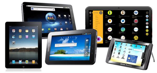 Le marché des tablettes se stabilise en général mais reste en hausse en Belgique