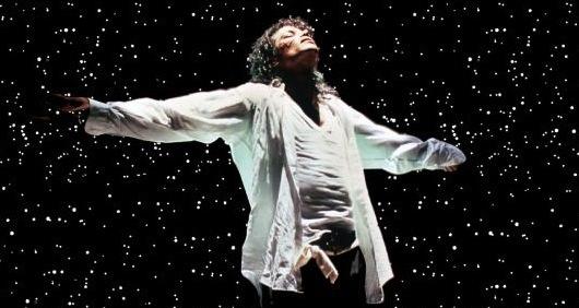 Michael Jackson sous forme d'hologramme