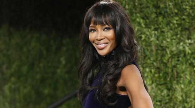 Naomi Campbell : A 44 ans, toujours aussi resplendissante
