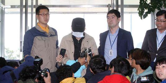 Naufrage du ferry Coréen inculpé pour homicide involontaire