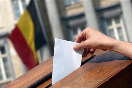 Sondage d'avant élections : légère domination du PS