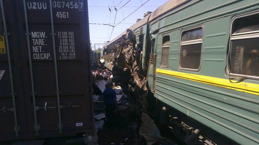 Une collision de trains à Moscou fait six morts