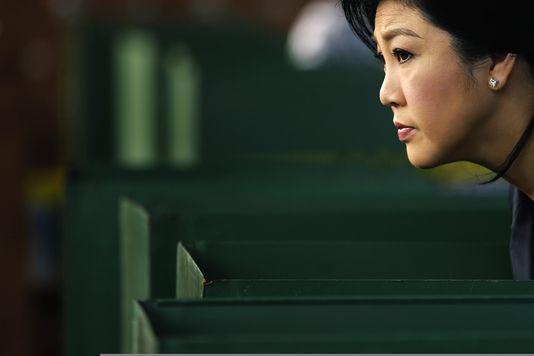 Yingluck Shinawatra, première ministre Thaïlandaise est destituée par la justice