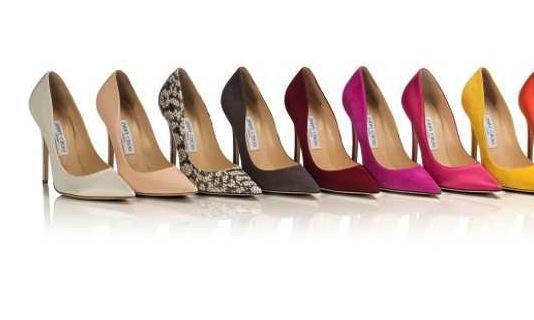 Chaussures sur-mesure : voici Jimmy Choo