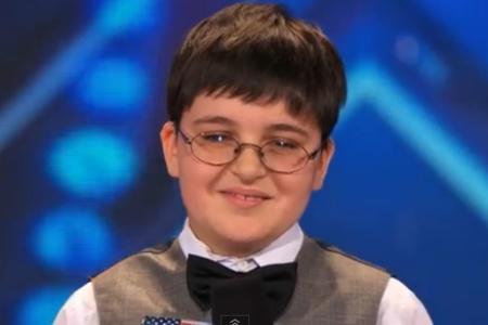 «America's Got Talent» à 9 ans il surprend avec son synthé