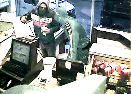 Appels pour identifier les voleurs à main armée dans une boulangerie à Courcelles