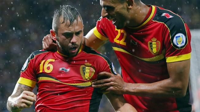 Brésil : La Belgique et l'Algérie c'est le moment !