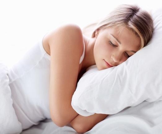 De meilleurs résultats pour ceux qui dorment bien