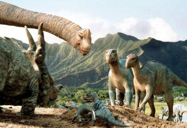 Etude Américaine Les dinosaures sont des animaux à température intermédiaire
