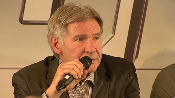 Harrison Ford se blesse sur le tournage de Star Wars