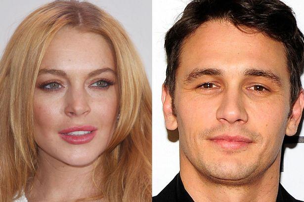 James Sames Franco une nouvelle inspirée des révèlations de Lindsay Lohan