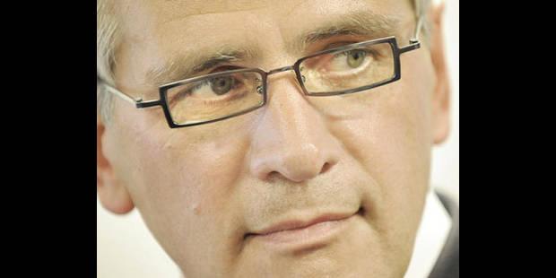 Kris Peeters CD&V, rappelle que Bruxelles d'une importance capitale pour les autres gouvernements