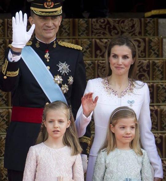 Le serment de Felipe VI Une monarchie
