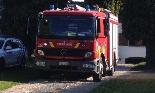 Ottignies : un incendie provoque le décès d'un adulte et d'un enfant