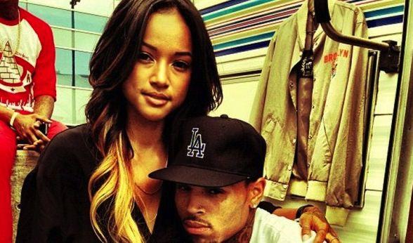 Retrouvailles de Chris Brown et Karrueche Tran