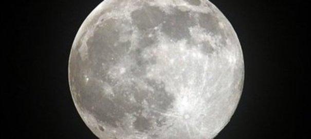Théia la Météorite et la Terre auraient donné naissance à la lune
