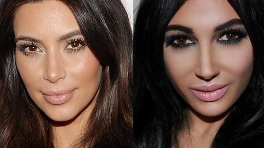 Kim Kardashian Une fan débourse 23 000 euros pour lui ressembler