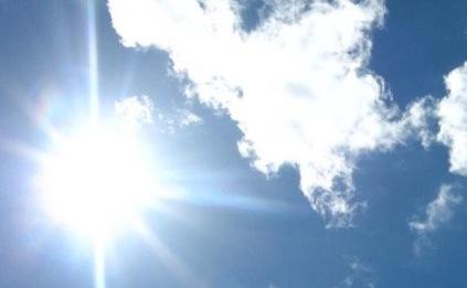 Un temps chaud et sec pour ce début de semaine avec des risques d'averses pour le Week-end