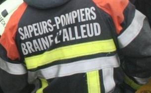 Violent incendie à Braine-l'Alleud : Un sexagénaire perd la vie