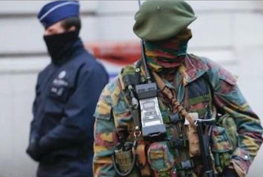 Niveau d'alerte 4 pour toute la région Bruxelloise : Fermeture des stations de métro