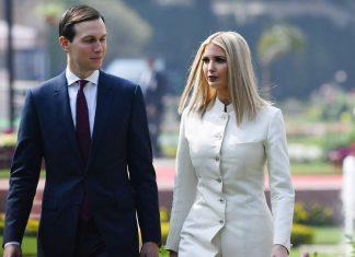 Ivanka Trump et son mari, Jared Kushner enfreignent le confinement pour la Pâque juive